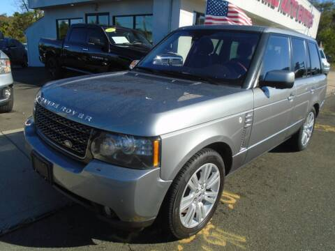 2012 Land Rover Range Rover for sale at Island Auto Buyers in West Babylon NY