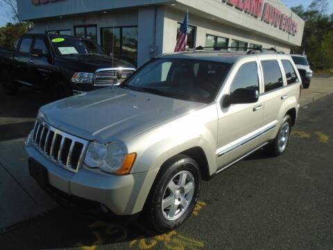 2010 Jeep Grand Cherokee for sale at Island Auto Buyers in West Babylon NY