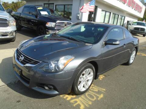 2011 Nissan Altima for sale at Island Auto Buyers in West Babylon NY