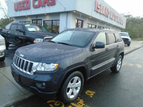 2013 Jeep Grand Cherokee for sale at Island Auto Buyers in West Babylon NY