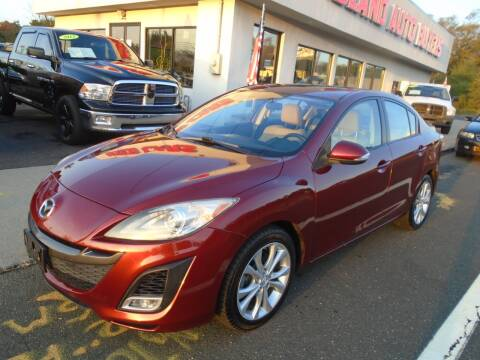 2010 Mazda MAZDA3 for sale at Island Auto Buyers in West Babylon NY
