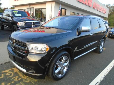 2013 Dodge Durango for sale at Island Auto Buyers in West Babylon NY