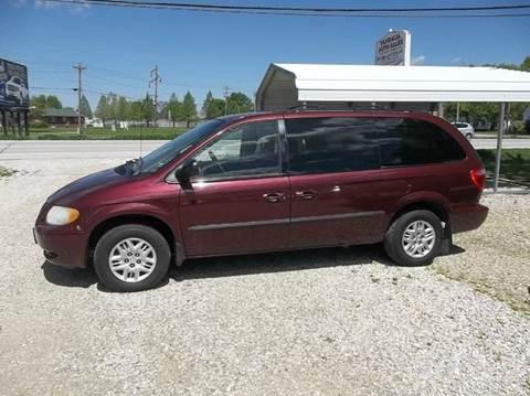 2002 Dodge Grand Caravan for sale in Vandalia, MO