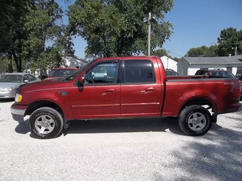 2001 Ford F-150 for sale in Vandalia, MO