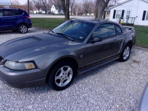 2002 Ford Mustang for sale in Vandalia, MO