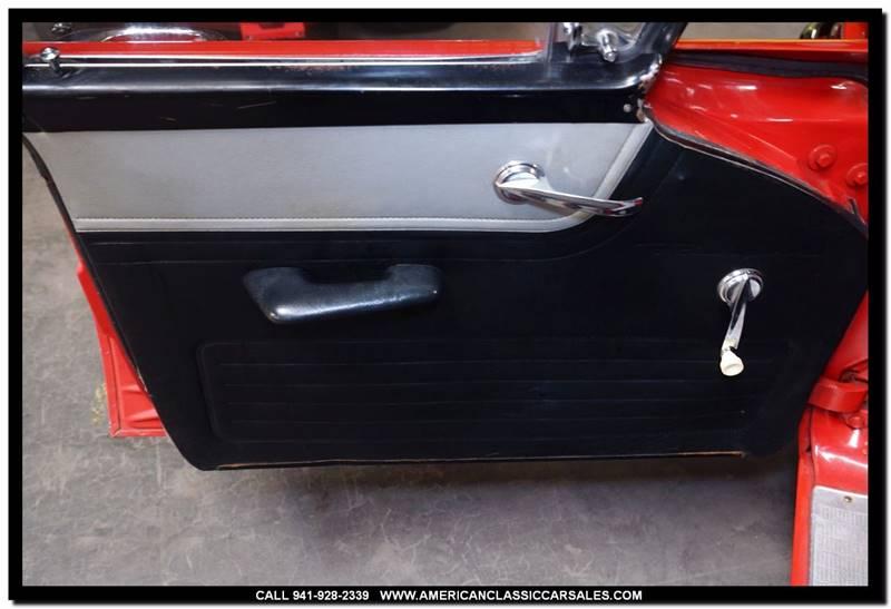 1959 Edsel Ranger  - Sarasota FL