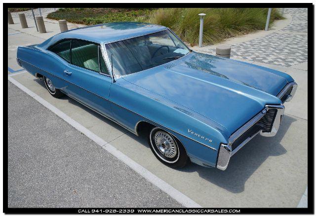 1968 Pontiac Ventura Hard Top Coupe - Sarasota FL