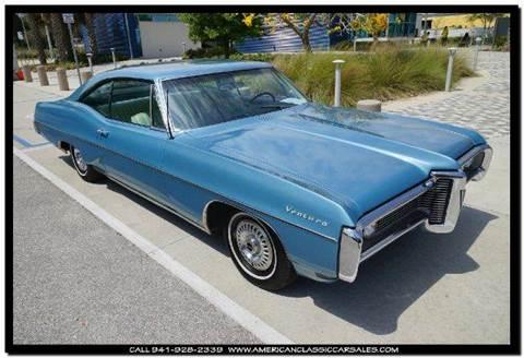 1968 Pontiac Ventura for sale in Sarasota, FL