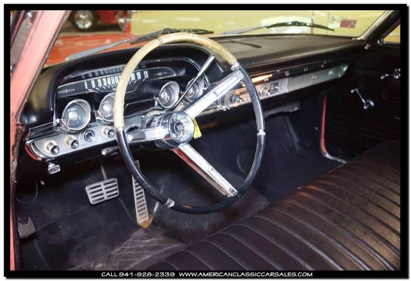 1964 Mercury Monterey  - Sarasota FL