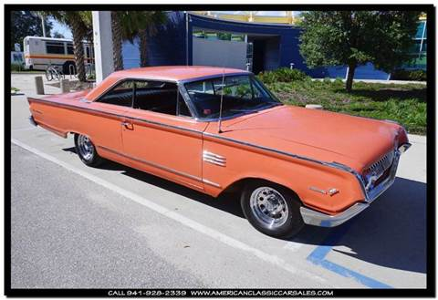 1964 Mercury Monterey for sale in Sarasota, FL