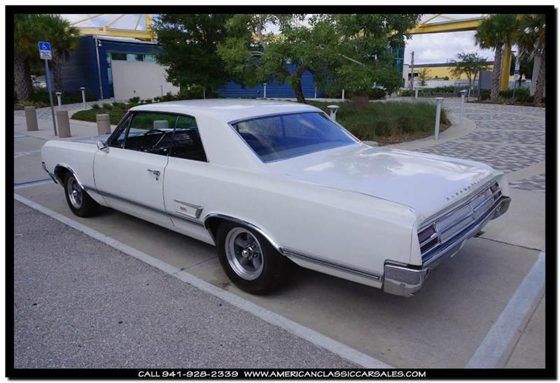 1965 Oldsmobile 442 Hardtop Coupe - Sarasota FL