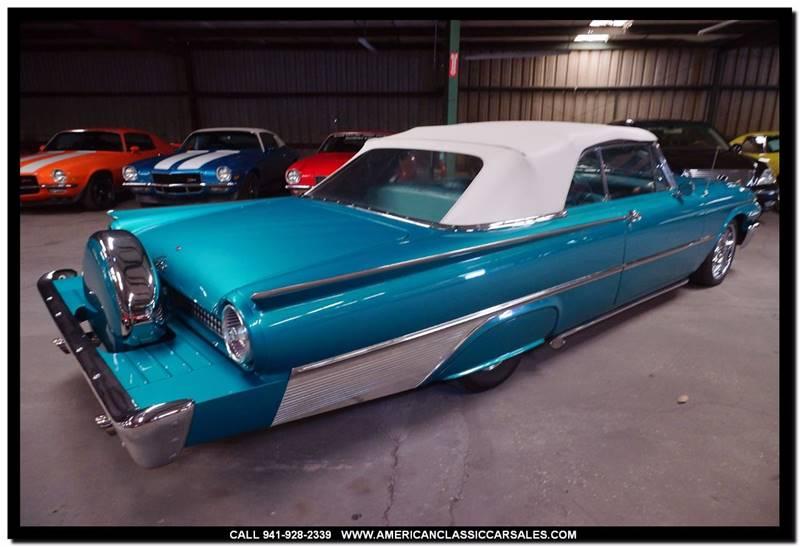 1961 Ford Sunliner  - Sarasota FL