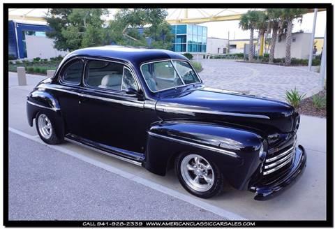 1946 Ford Tudor for sale in Sarasota, FL
