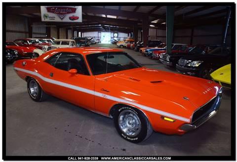 1970 Dodge Challenger $65,540