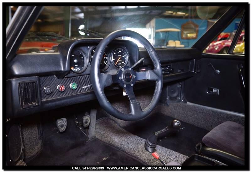 1972 Porsche 914  - Sarasota FL
