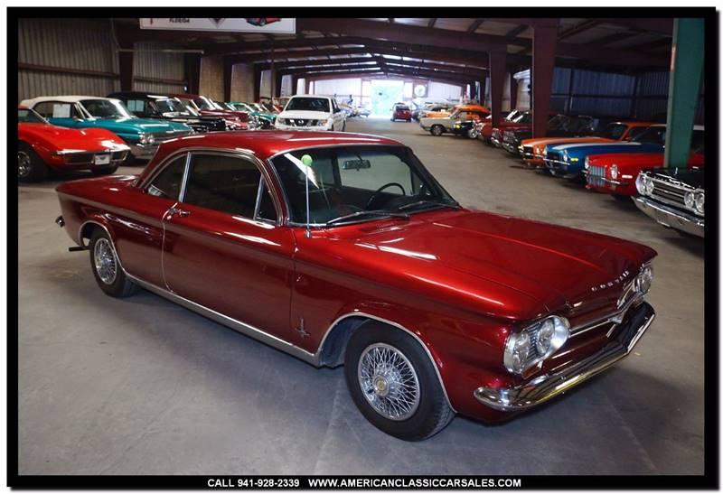 1964 Chevrolet Corvair $12,800