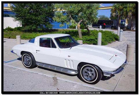 1965 Chevrolet Corvette for sale in Sarasota, FL