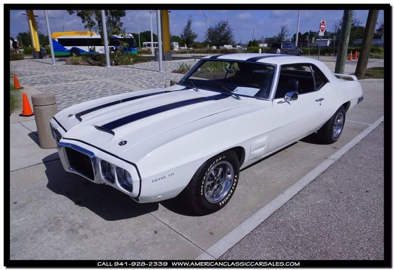 1969 Pontiac Firebird  - Sarasota FL