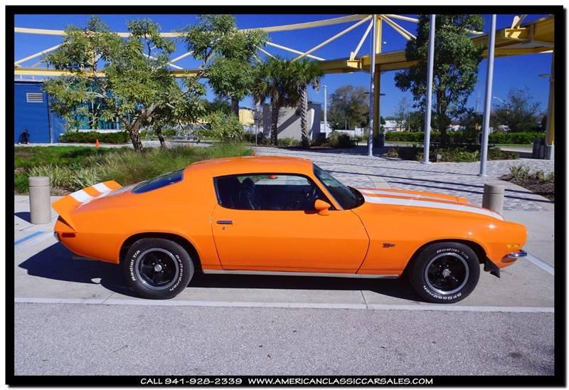 1973 Chevrolet Camaro 350ci Turbo 400 - Sarasota FL