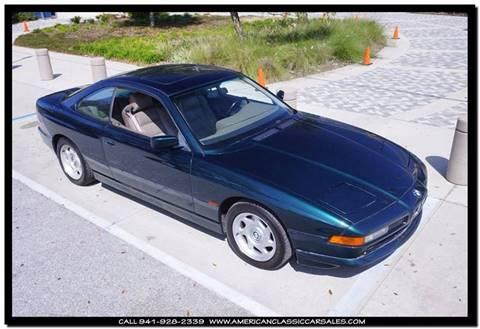 1996 BMW 8 Series