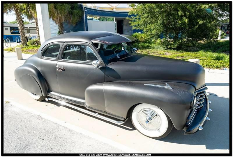 1947 Chevrolet Coupe In Sarasota FL - American Classic Car Sales