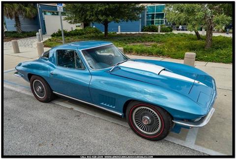 1967 Chevrolet Corvette for sale in Sarasota, FL
