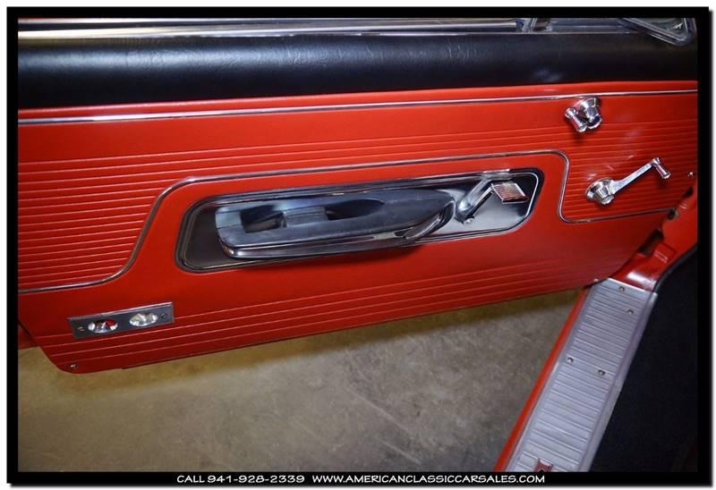 1963 Ford Galaxie 500 XL - Sarasota FL