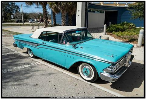 1959 Edsel Corsair for sale in Sarasota, FL