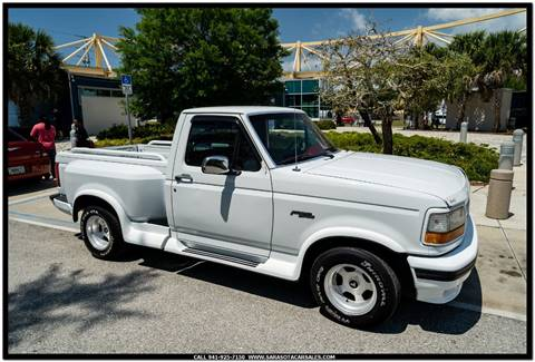 1993 Ford F-150 for sale in Sarasota, FL