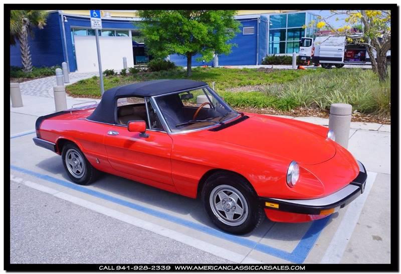 Alfa Romeo History  Classic Cars for Sale