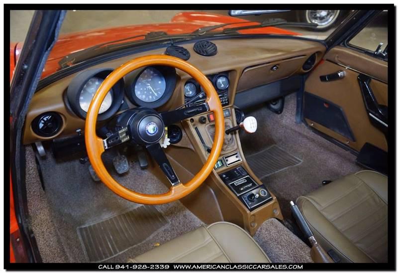 1984 Alfa Romeo Spider  - Sarasota FL