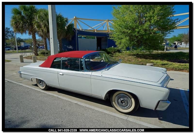 1966 Chrysler Imperial In Sarasota FL - American Classic Car