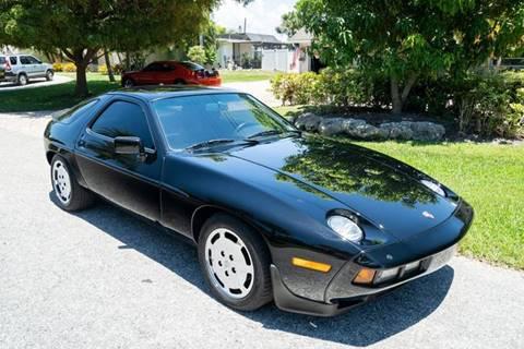 1984 Porsche 928 for sale in Sarasota, FL