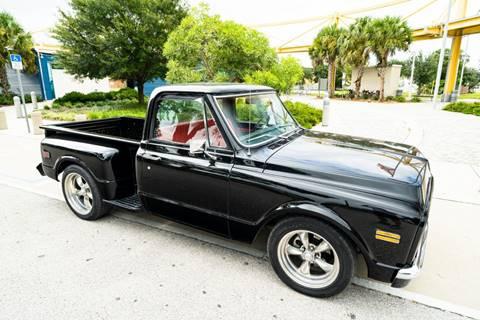 1972 Chevrolet C/K 10 Series for sale in Sarasota, FL