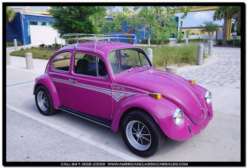 1970 Volkswagen Beetle for sale in Sarasota, FL