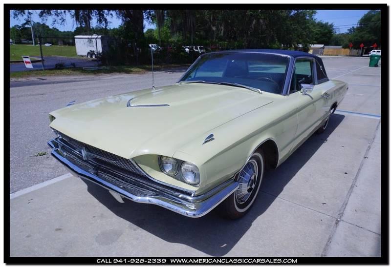 1966 Ford Thunderbird  - Sarasota FL