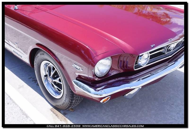 1966 Ford Mustang GT - Sarasota FL