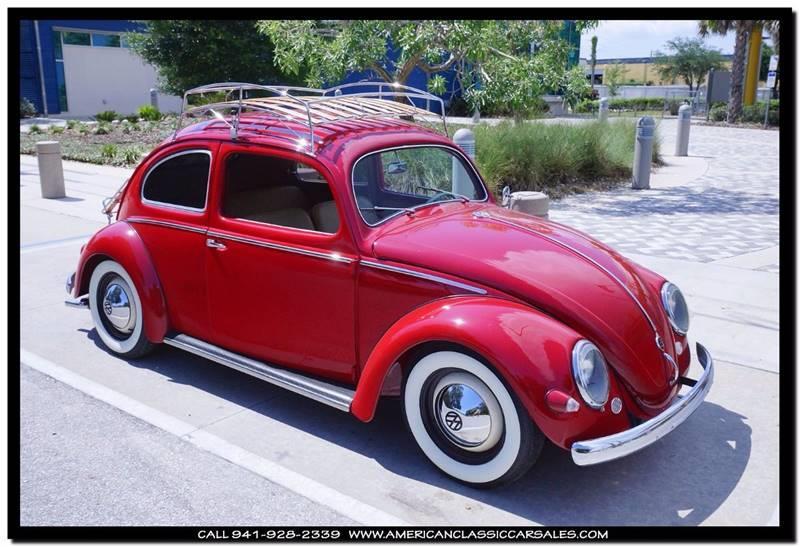 1955 Volkswagen Beetle In Sarasota FL - American Classic Car