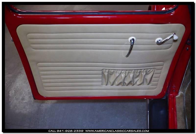 1955 Volkswagen Beetle  - Sarasota FL
