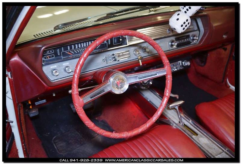 1965 Oldsmobile Cutlass 442 Trim - Sarasota FL