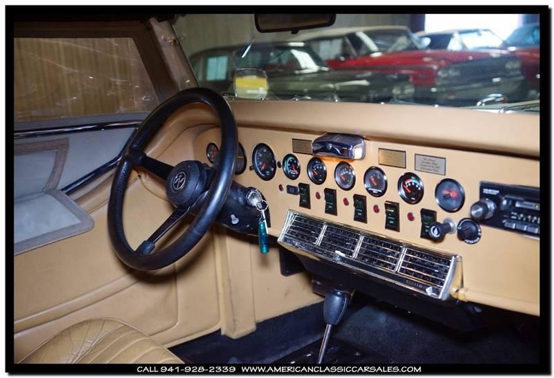 1978 Excalibur SS PHAETON  - Sarasota FL