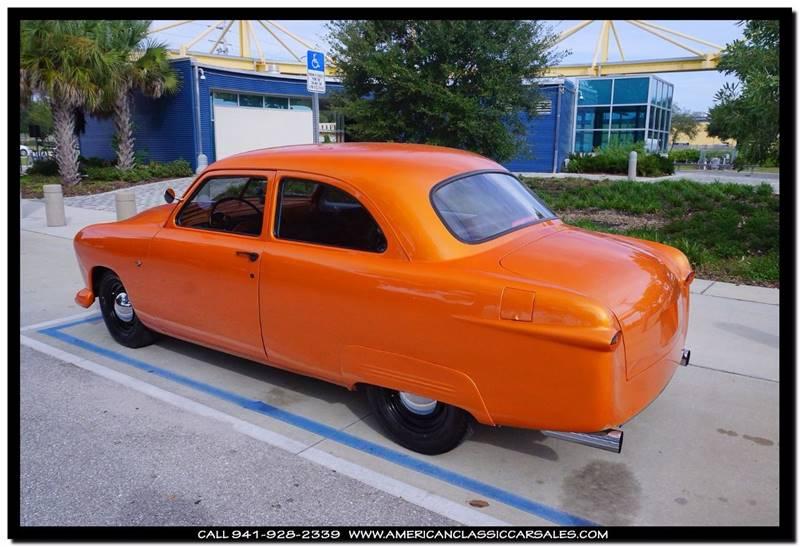 1951 Ford Tudor  - Sarasota FL