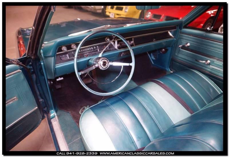 1966 Chevrolet Chevelle Malibu Convertible - Sarasota FL