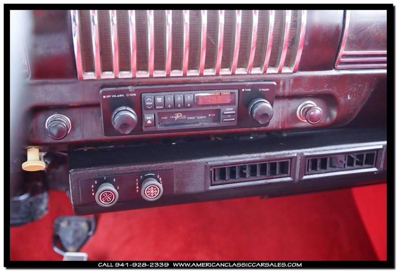 1939 Buick Coupe  - Sarasota FL