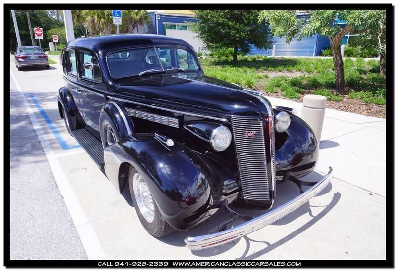 1937 Buick Special  - Sarasota FL