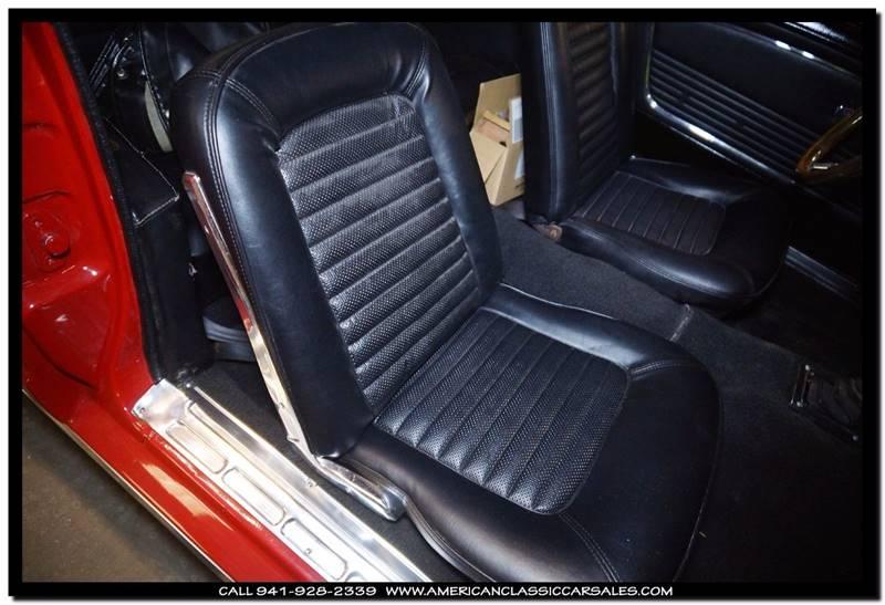 1965 Ford Mustang  - Sarasota FL
