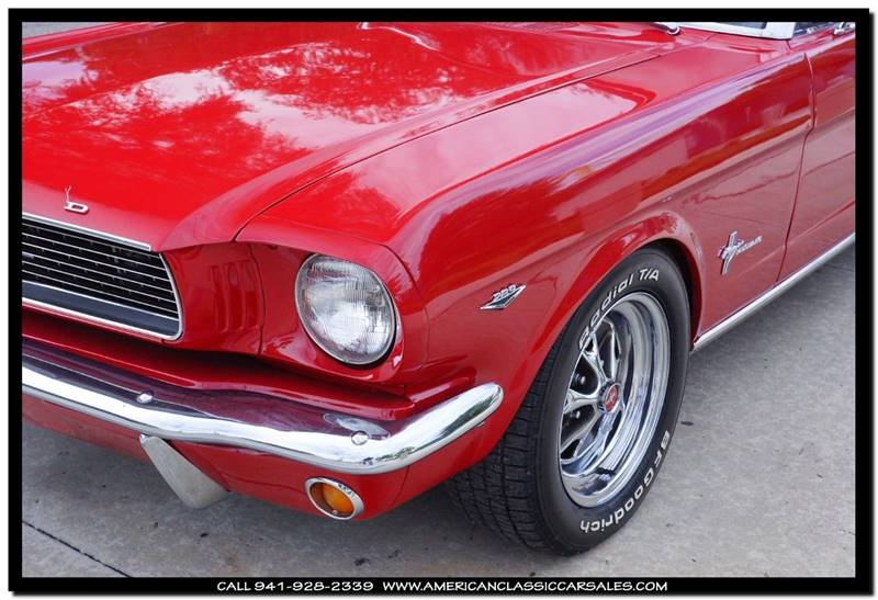 1966 Ford Mustang  - Sarasota FL