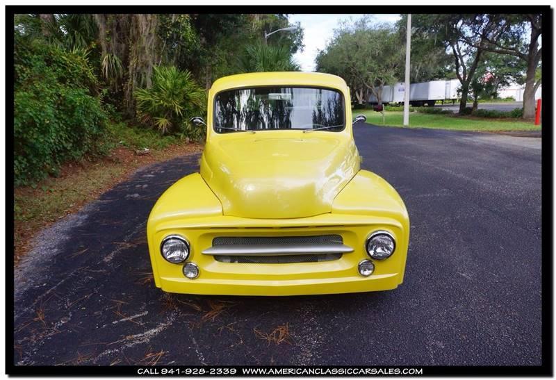 1953 International Harvester  - Sarasota FL