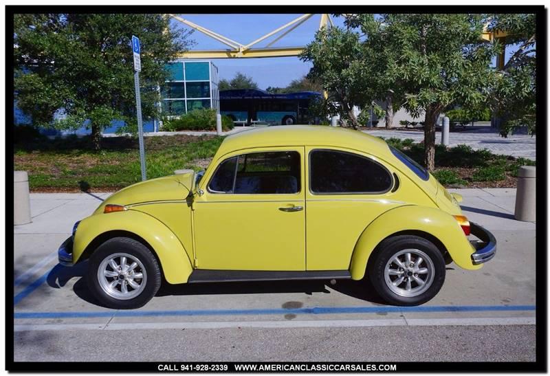 1973 Volkswagen Beetle  - Sarasota FL