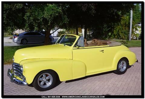 1948 Chevrolet Street Rod